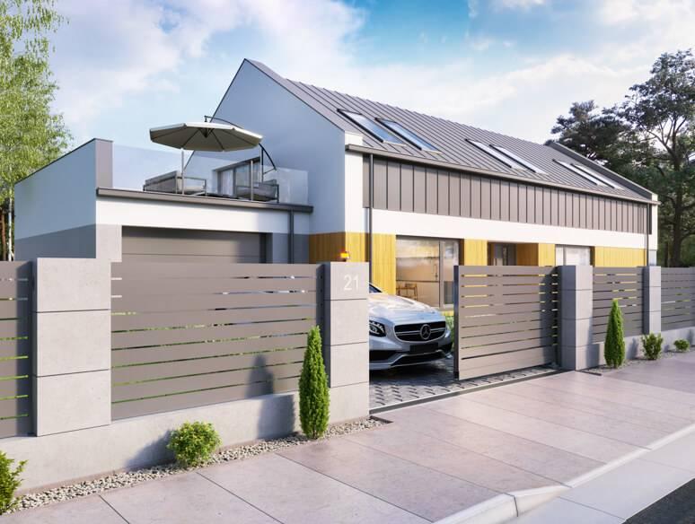 Sprawdź nowy model ogrodzenia - Supreme Mk II