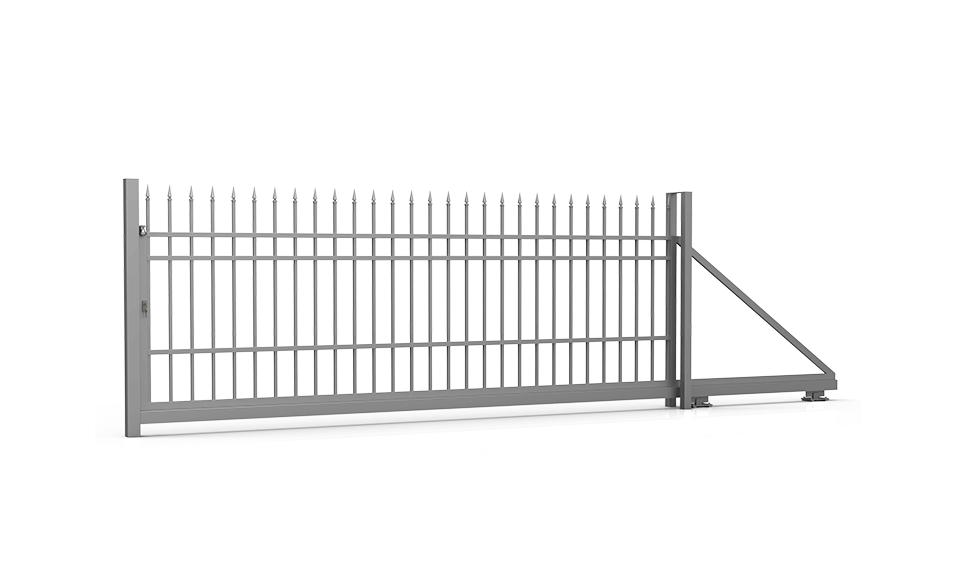 Brama przesuwna Modern