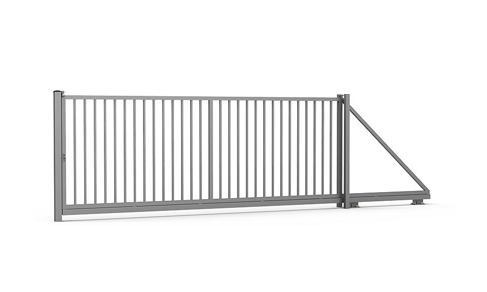 Brama przesuwna Security