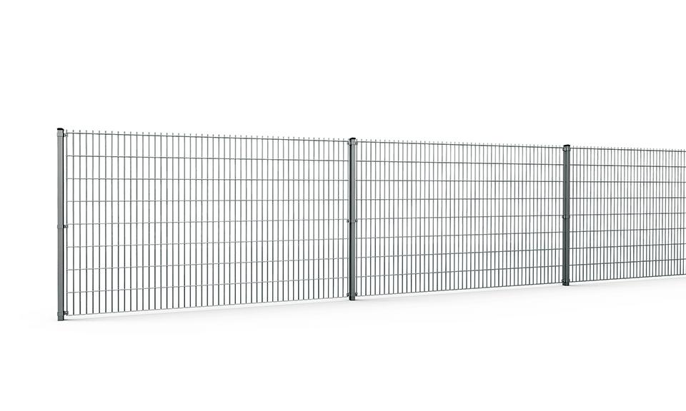 Ogrodzenie Panelowe 2D